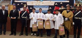 Participaron 21 escuelas primarias de toda la región. Tuvo lugar en Empalme siendo organizada por las escuelas Nº 644 y Nº 6013; bajo la coordinación del locutor nacional Miguel Ángel Brusasca.