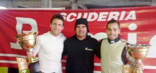 La Scudería Ramini de nuestra ciudad volvió a romper un récord en la Fórmula 4 Nueva Generación. Es la primera vez en la divisional que un equipo hace el 1-2, y este fin de semana lo lograron con Lucas y Marcos Pérsico en la final #1 de la 4ª fecha corrida en La Plata. Lucas sigue liderando el campeonato y Marcos ascendió al quinto lugar.