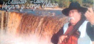 """Con un almuerzo seguido de peña y bailanta, Claudio """"Cavi"""" Vergara presentará su trabajo """"De mi sur santafesino"""" y además celebrará los 22 años de su programa radial """"La estancia de Don Alcides"""". En la grabación del disco fue acompañado por el guitarrista Jorge Colazo."""