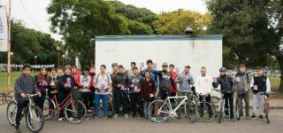 """La Rústica Bike Polo y Talon Team fueron seleccionados por el Gabinete Joven y pondrán en práctica en nuestra ciudad este evento ciclista que revoluciona a distintas ciudades del mundo y tiene como objetivo """"dar a conocer las grandes ventajas que aportan a la movilidad, a la sociedad y a las personas, una mayor presencia de las bicicletas en las ciudades""""."""