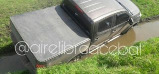 Juan Carlos Divita habría sufrido una descompensación cuando conducía su camioneta y perdió la vida.
