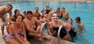 """Como parte de los festejos por sus 20 años de vida la institución conformada por nadadores con y sin discapacidades realizarán su 19ª experiencia de nado bajo el lema: """"TIBURONES: Tan Distintos, Tan Iguales…""""."""