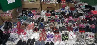 Durante esta semana comprarán el calzado para ser donado con el dinero recaudado en bonos y urnas.