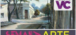 Con una muestra de pinturas en el Palacio Municipal, que se inaugura hoy a las 19, y con un seminario sobre paisajismo durante sábado y domingo, finalizará la propuesta artística organizada por la Dirección de Cultura.