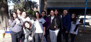 Dejando Huellas continúa con las esterilizaciones itinerantes que comenzaron en 2015. Durante la primera mitad del 2018, se llevaron a cabo jornadas gratuitas en Luzuriaga, 9 de Julio y Luján.