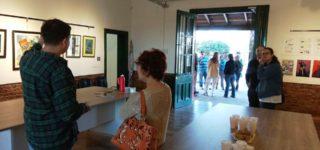 Hasta el 5 de octubre inclusive, con entrada libre y gratuita; podrán apreciar obras de artistas de la historieta y la ilustración de nuestra región. La muestra se expone en el renovado Centro Cultural de la vecina localidad.