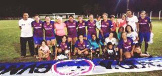 El combinado villense de fútbol femenino triunfó por segunda vez consecutiva en un torneo de la categoría, que en esta ocasión se llevó adelante en Uranga. La final fue nuevamente ante Coronel Domínguez.
