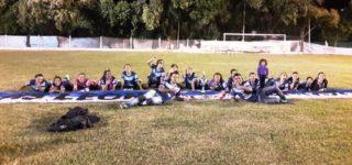 El equipo villense de fútbol femenino se quedó con un nuevo campeonato, que en esta ocasión se desarrolló en Piñero y así ratificaron su gran presente al coronarse por tercera vez en lo que va del año.