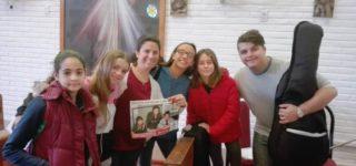 Fátima, Luján y San Pablo informaron cómo será el voluntariado durante sábado y domingo para llegar a la mayor parte posible de la ciudad.