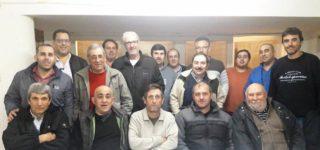 El viernes 14 se reunieron en Empalme Villa Constitución productores agropecuarios de esa localidad, Villa Constitución, Pavón, Arroyo Seco, Rueda y Theobald, para conformar una filial de la entidad gremial.