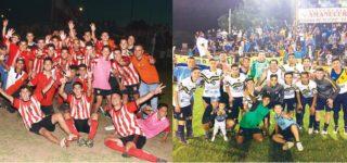 Por primera vez en la historia, los dos equipos más representativos de la ciudad, se verán las caras en el duelo decisivo. En semifinales, Talleres derrotó a Unión y Riberas se reivindicó ante Atlético Empalme.