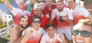 La Academia se quedó con el clásico ante Porvenir Talleres ganando la serie 8 a 1. En tanto, Náutico venció a Empalme Central en una definición apasionante y será finalista por tercer año consecutivo.