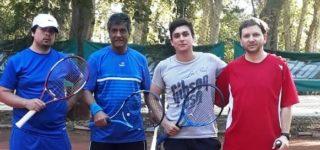 La Copa Diario EL SUR del Torneo por Equipos protagonizó la actividad del fin de semana en Parque Cilsa. La 5ª categoría también se sumó al movimiento con varios partidos.