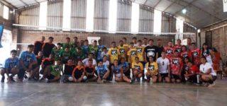 Deporte y Juventud cerró su año de programas públicos en los jardines municipales y escuelas deportivas barriales. El viernes fue en Cilsa para los más chicos y luego el domingo en el CEF, con cerca de 300 participantes entre ambas jornadas.