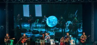 Revelación en Diamante, el Grupo Tinkus vive un presente triunfante que augura más reconocimientos para sus músicos.