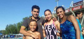 Los nadadores de Empalme Central iniciaron el 2020 con el pie derecho. El Canalla fue representado de gran manera tanto en Córdoba como Entre Ríos.