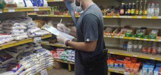 Inspectores municipales comenzaron esta semana a realizar controles en todos los supermercados de la ciudad, atentos a la gran cantidad de reclamos recibidos por la suba de precios. Habrá duras sanciones para quien infrinja la ley.