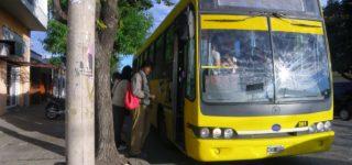 Afecta a las líneas A y M por lo que las localidades que une, entre Rosario y San Nicolás, están incomunicadas.