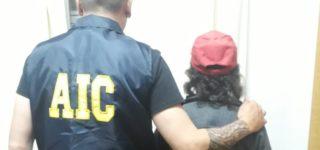 Personal de la Agencia de Investigación Criminal aprehendió a un individuo de Santa Teresa imputado de un abuso sexual agravado por vínculo.