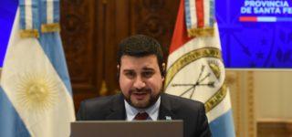 """""""Es una acción que confirma el compromiso del gobierno nacional con Rosario y la provincia"""", expresó el diputado nacional Marcos Cleri."""