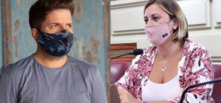 El pedido de Juan Cruz Cándido y Georgina Orciani, acompañado por los demás integrantes de la bancada radical, se funda en los constantes reclamos de presidentes comunales e intendentes ante la falta de recursos provinciales en medio de la pandemia.