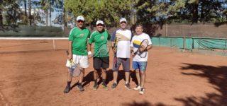 """Bajo la organización del profesor Carlos """"Cuca"""" Díaz, se llevó a cabo el fin de semana un encuentro recreativo de 4ª y 5ª categoría entre los locales y el equipo de Porvenir Talleres."""