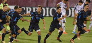 Quilmes fue eliminado por Atlético Rafaela en los cuartos de final del Reducido de la Primera Nacional y se acabó el sueño de lograr el ascenso. El villense volvió a ser titular y convirtió su penal.