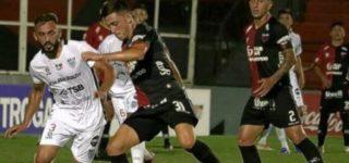 Por los 32avos de final, Cipolletti cayó 1 a 0 ante Colón de Santa Fe en cancha de Patronato. El equipo de Gustavo Raggio dio pelea hasta el final pero se quedó sin nada.