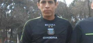 El árbitro villense fue juez de línea en el duelo del sábado pasado que culminó con la goleada de Atlético Carcarañá por 4 a 0 ante 9 de Julio de Rafaela.