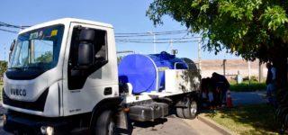Con una inversión de 9 millones de pesos sumó un vehículo completamente equipado destinado al área de Aguas y Cloacas.